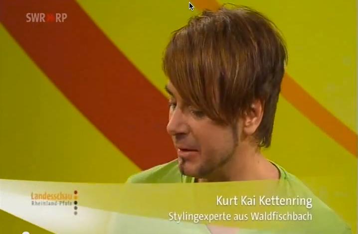 Stylingexperte Kurt Kettenring
